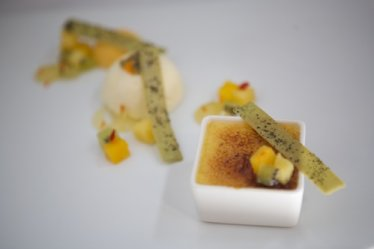 passion brulee