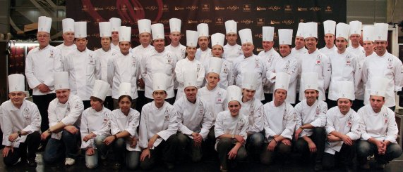 world chocolate masters participants
