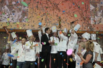 winners of the world Pastry Cup 2009